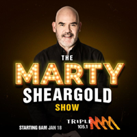 The Marty Sheargold Show  - Triple M Melbourne 105.1
