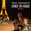 Nina, Hannah, & Emily in Paris artwork