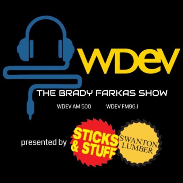 The Brady Farkas Show Artwork