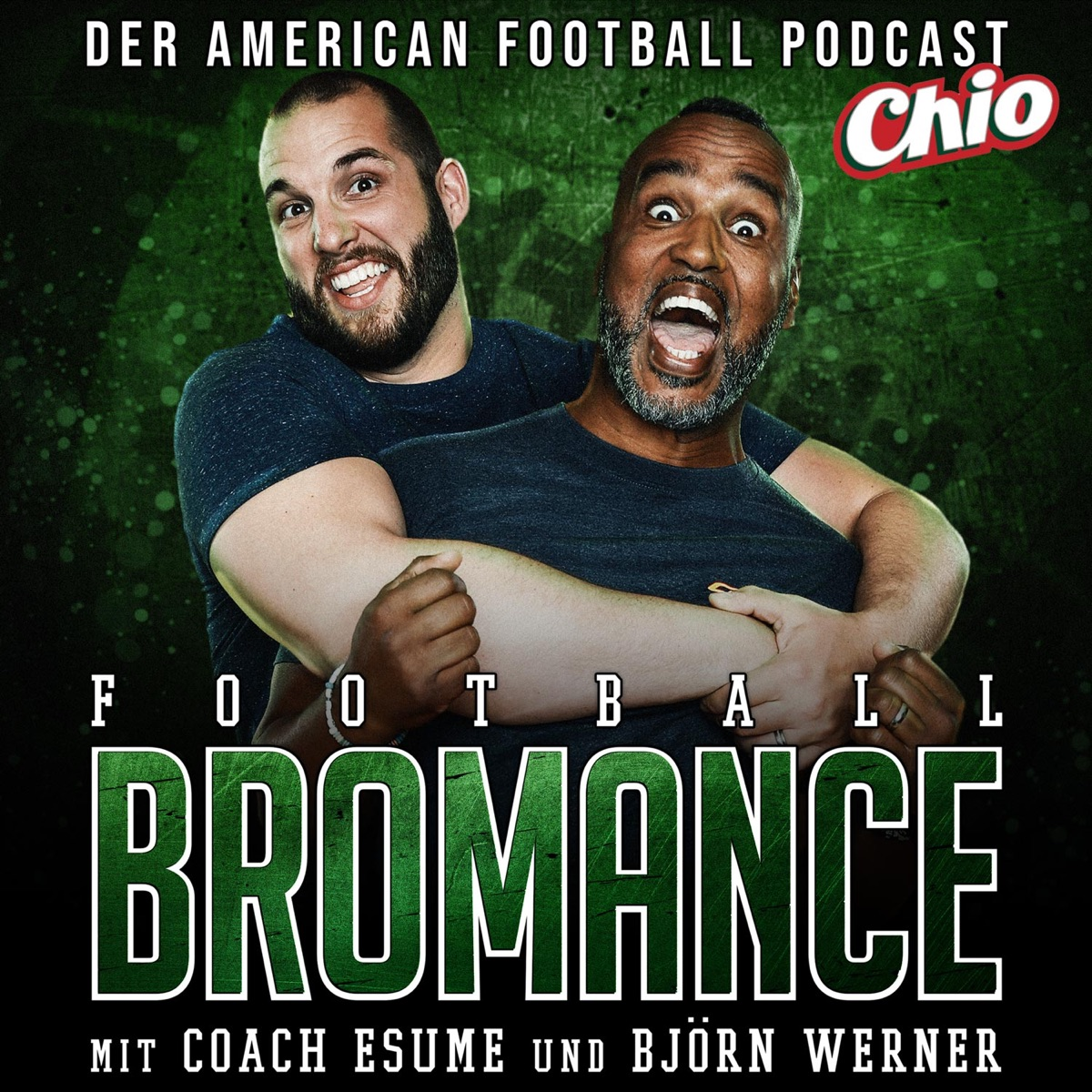 FOOTBALL BROMANCE LIVE AUS HAMBURG