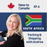 Packing and Shipping Abroad | Andrea from South Africa