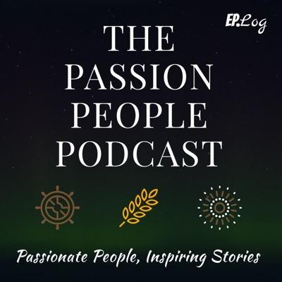 The Passion People Podcast:Ep.Log Media