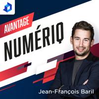 Avantage NumériQ - Jean-François Baril podcast