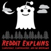Reddit Explains Conspiracy & the Unknown artwork