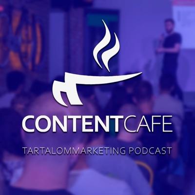Content Cafe: Tartalommarketing Podcast