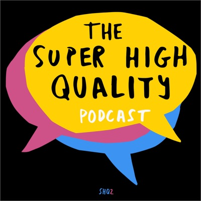 The Super High Quality Podcast:The War On Drugs