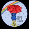 For the love of weather artwork