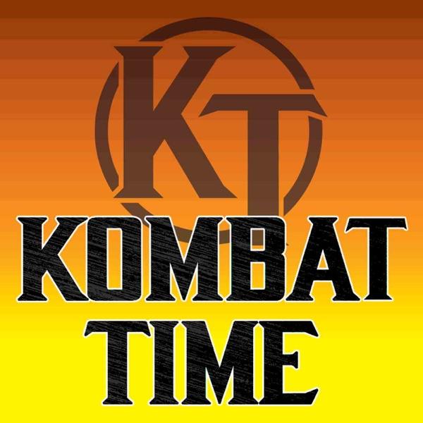 Kombat Time Podcast Artwork