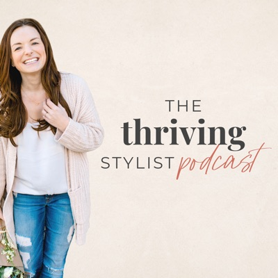 Thriving Stylist Podcast:Britt Seva