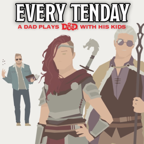 EveryTenday D&D   DnD (Dungeons & Dragons) image