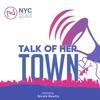 Talk Of Her Town artwork