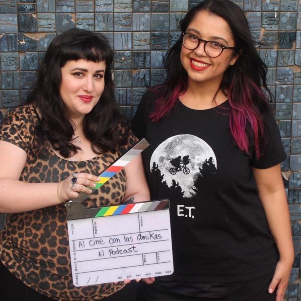 Al Cine con las Amikas: El Podcast