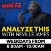 Analyze This with Neville James artwork