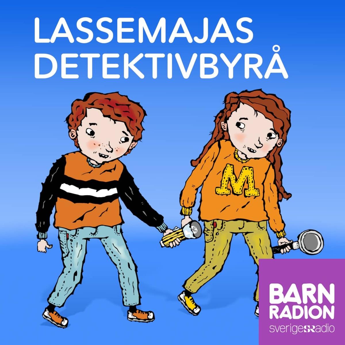 LasseMaja i Barnradion
