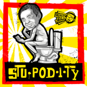 Cover Art For Le Batard Friends Stupodity