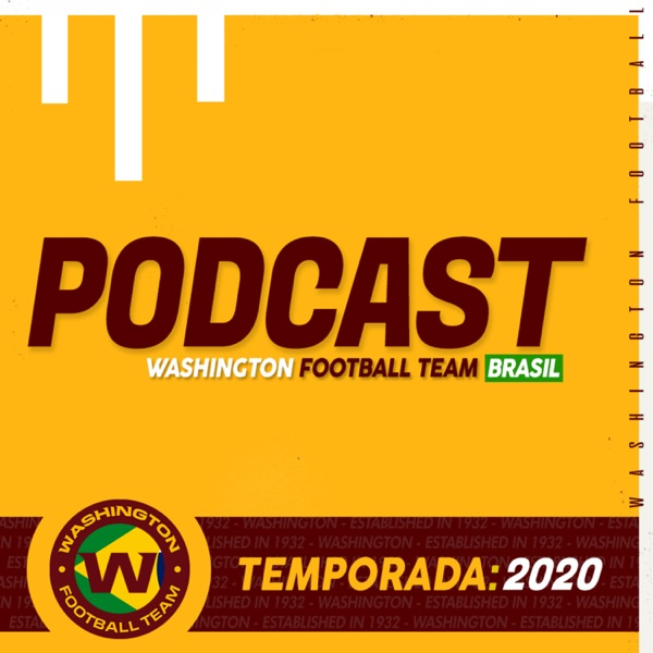 Washington Football Team Brasil Podcast image
