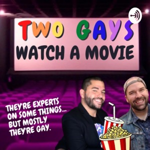 Two Gays Watch a Movie