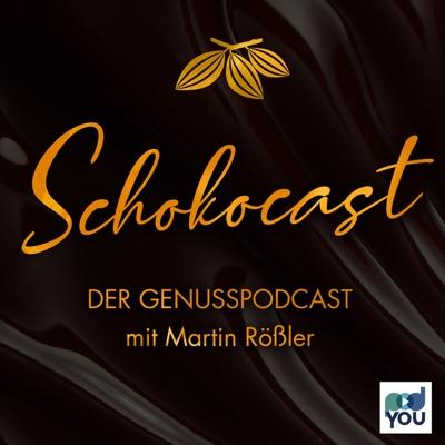 Schokocast - Der GenussPodcast mit Martin Rößler