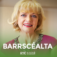 Barrscéalta podcast