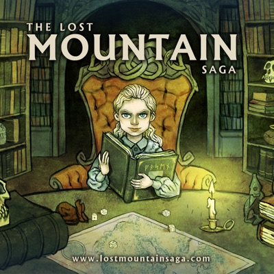 The Lost Mountain Saga:Ellinor DiLorenzo