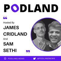 Podland | a podcast about podcasting podcast