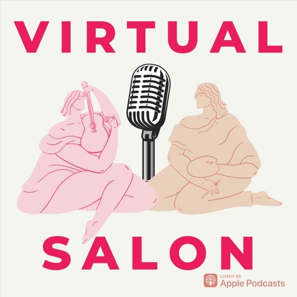 Virtual Salon Podcast Artwork