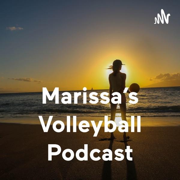 Marissa's Volleyball Podcast Artwork