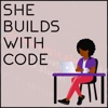 She Builds With Code artwork
