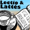 Lectio and Lattes artwork