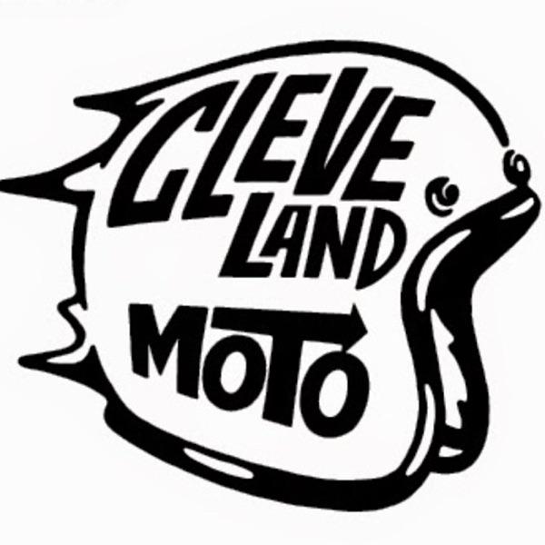 ClevelandMoto Motorcycle Podcast / Cleveland Moto Artwork