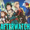 My Hero Academia: Afterwatch artwork