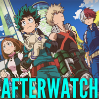 Afterwatch: My Hero Academia podcast