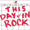 This Day in Rock History with Jimmy The Governor artwork