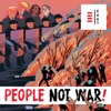 'People Not War' artwork