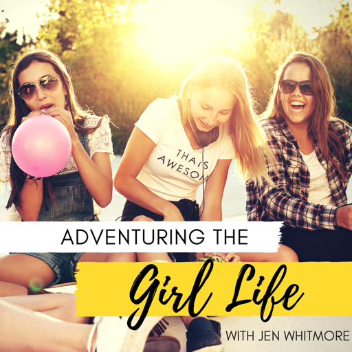 Cover image of Adventuring The Girl Life