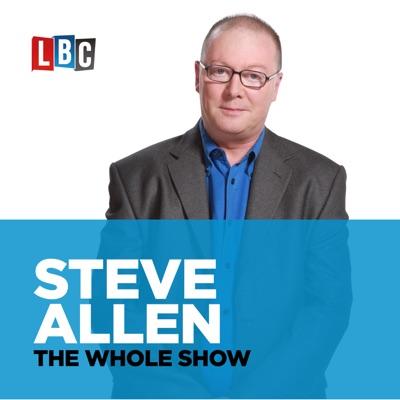 Steve Allen - The Whole Show:LBC
