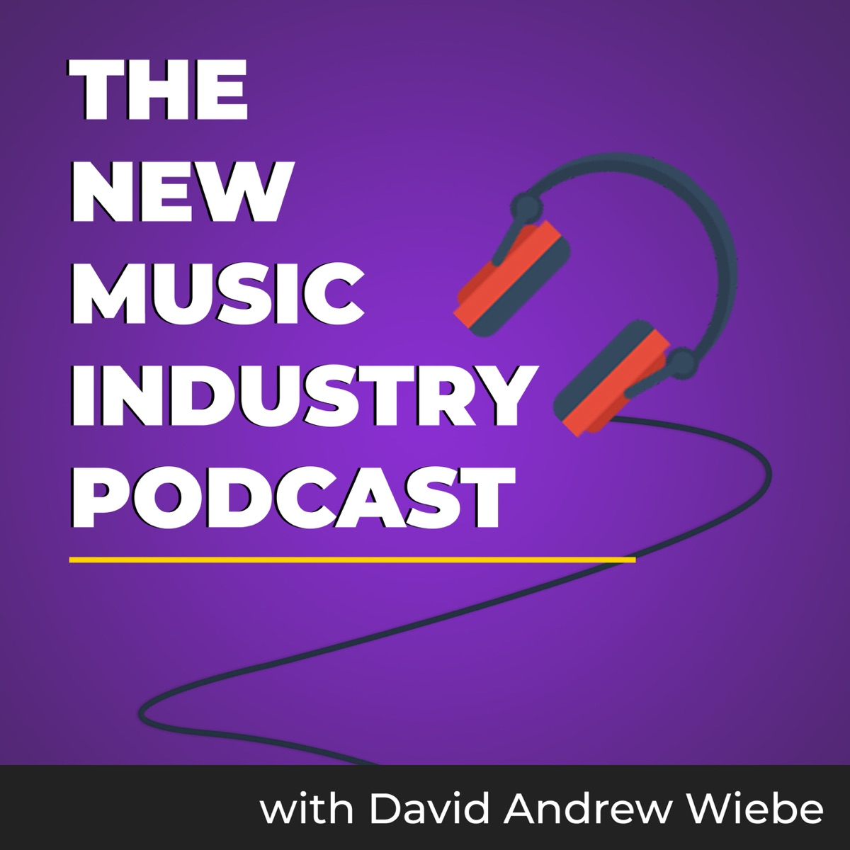 The New Music Industry Podcast   MusicEntrepreneurHQ.com   with David Andrew Wiebe