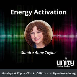 Energy Activation with Sandra Anne Taylor