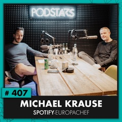 OMR #407 mit Spotifys Europa-Chef Michael Krause