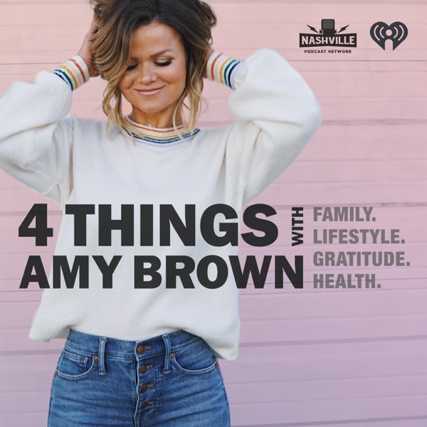 4 Things with Amy Brown image