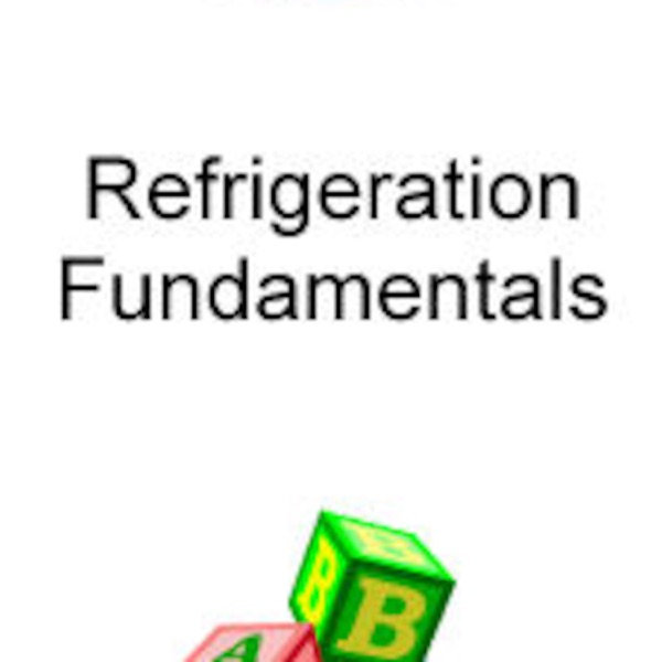 Basic Refrigeration 101