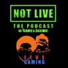 Not Live w/ Xavier & Jasmine artwork