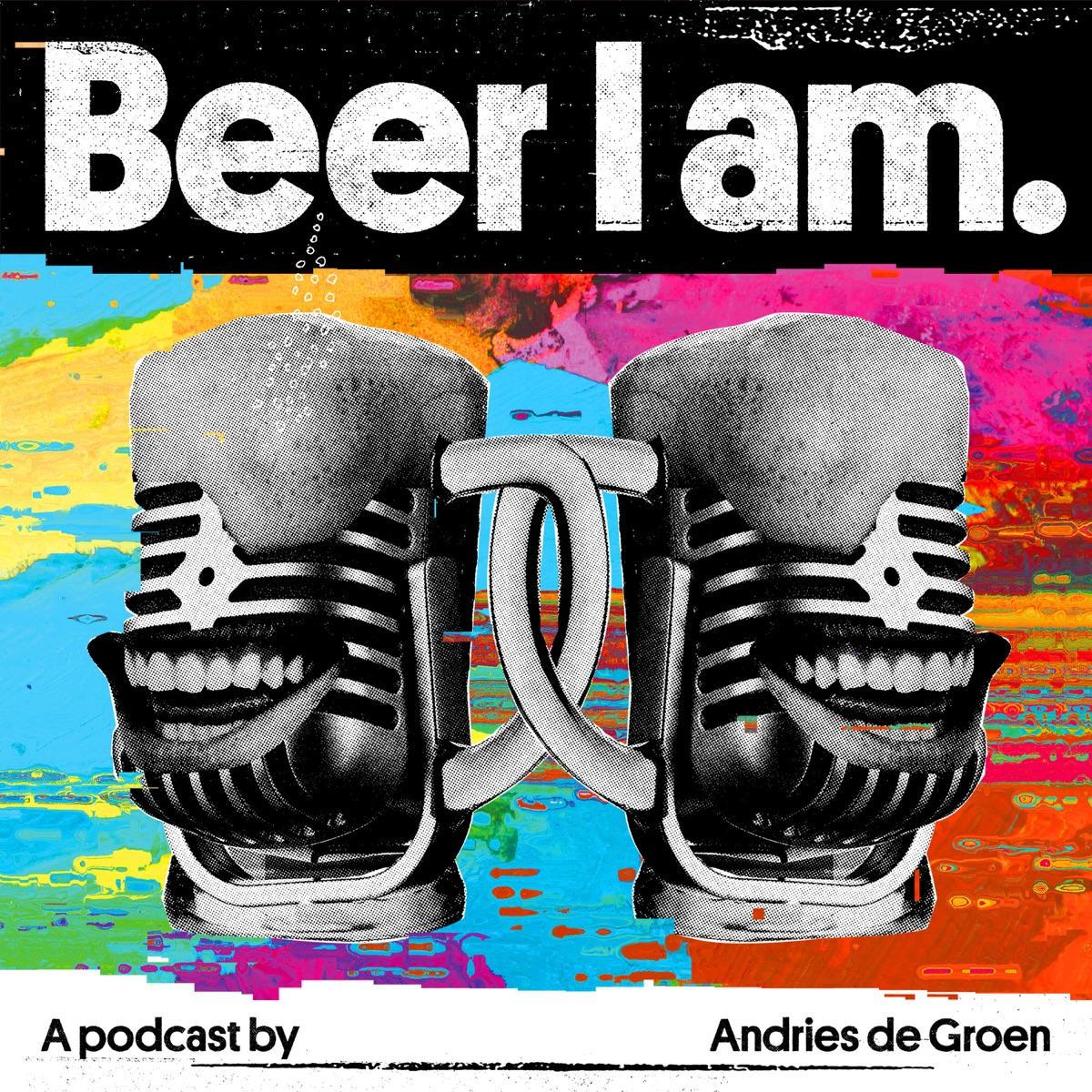 BEER I AM Coming soon Nr. 4 Jef Versele / Brewery van Steenberge 6th generation brewing