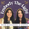 Embody The Light with Athina & Kassandra artwork