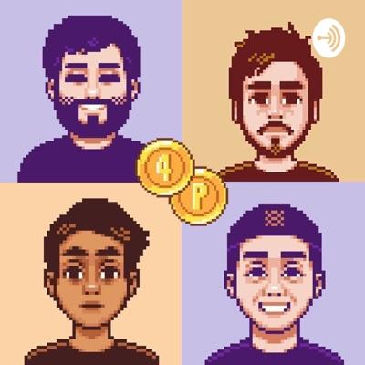 4 Players - Ibero Radio Puebla:4 Players