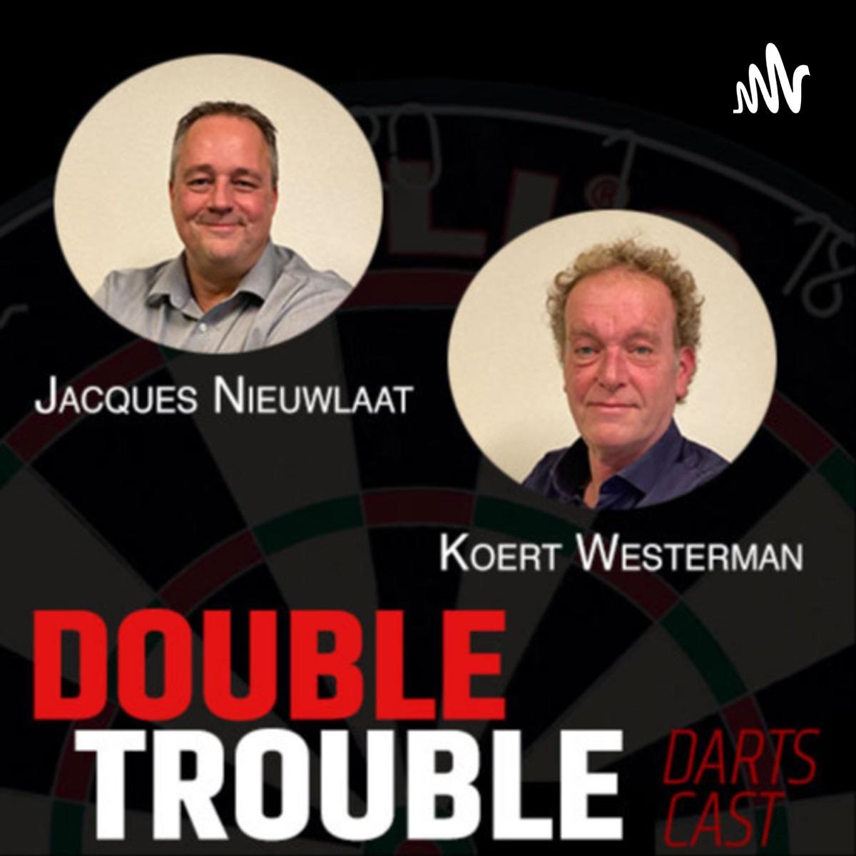Double Trouble Darts Cast