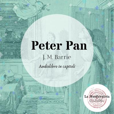 ∞ PETER PAN ∞ J.M.Barrie ☆ Audiolibro ☆