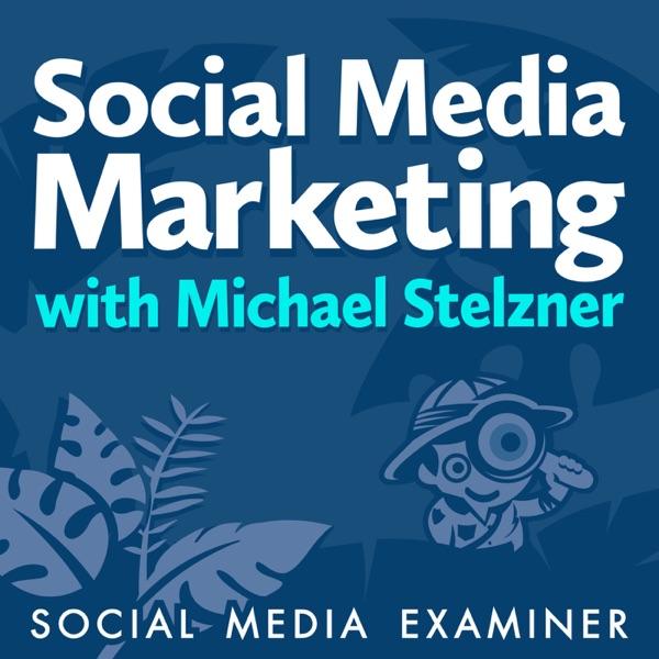 Social Media Marketing Podcast image