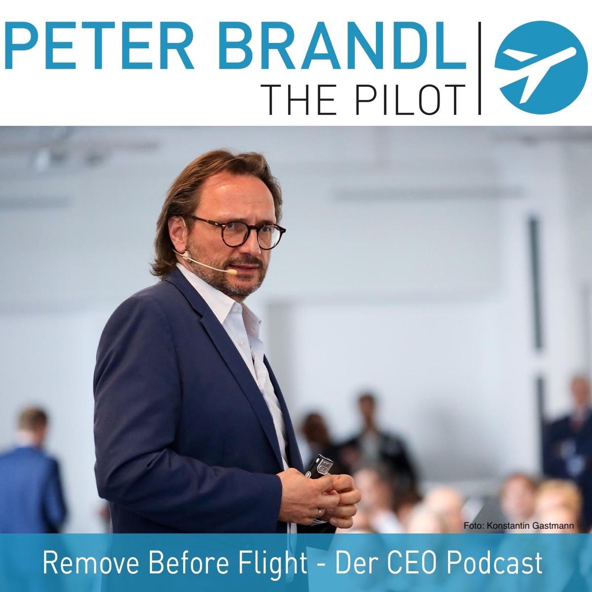 Remove before flight - Der CEO Podcast