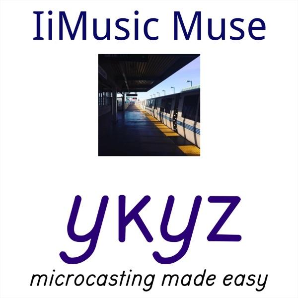 IiMusic Muse microcast Artwork